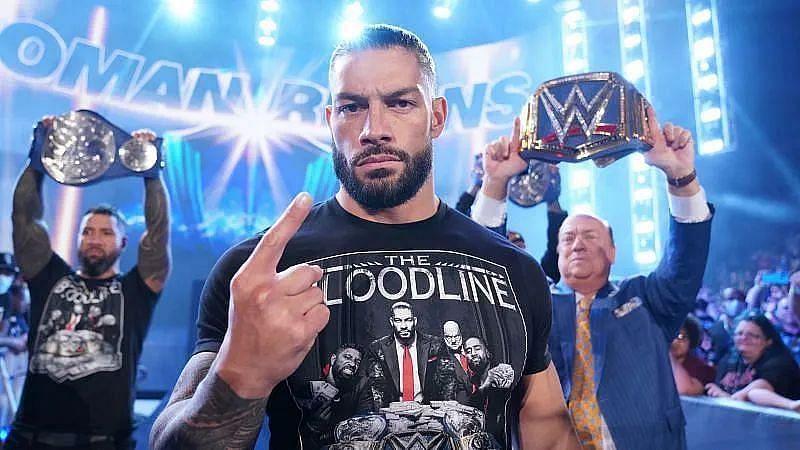 WWE यूनिवर्सल चैंपियन रोमन रेंस को लेकर बड़ी खबर सामने आई