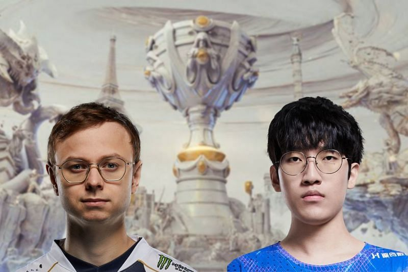 LNG needs an upset win over TL to stay in the hunt for the League of Legends Worlds Knockout stage (Image via Sportskeeda)