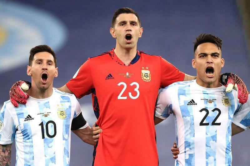 Brazil v Argentina: Final - Copa America Brazil 2021