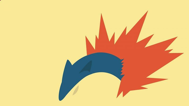"""""""Typhlosion obscures itself behind a shimmering heat haze that it creates using its intensely hot flames. This Pokémon creates blazing explosive blasts that burn everything to cinders."""" - an excerpt from Typhlosion's Pokemon GO Pokedex entry (Image via WallpaperSafari)"""