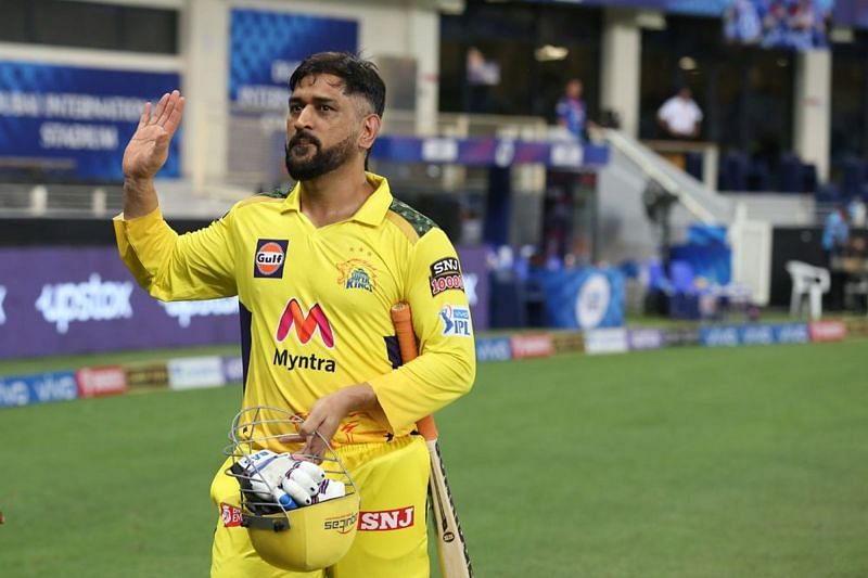 Dhoni finished things off in style for CSK (Pic Credits: IPLT20.com)