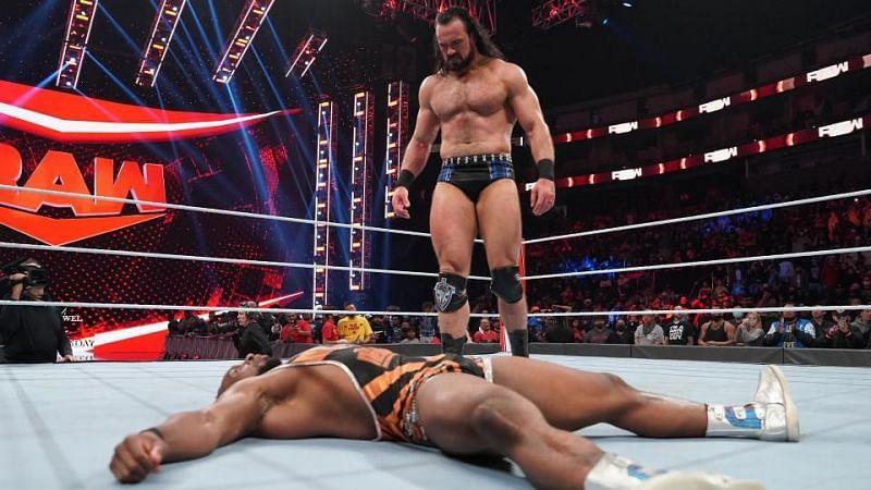 WWE Raw का एपिसोड काफी ज्यादा धमाकेदार साबित हुआ