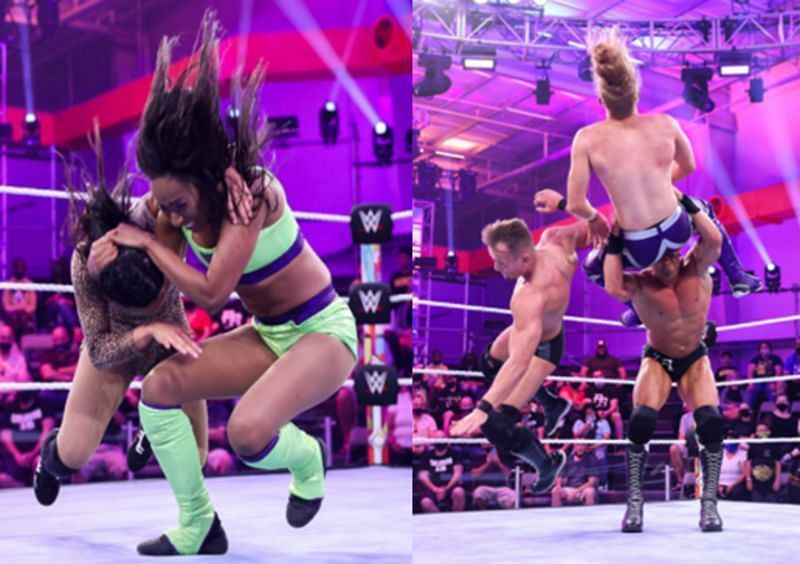 205 Live had a stellar main event featuring Imperium