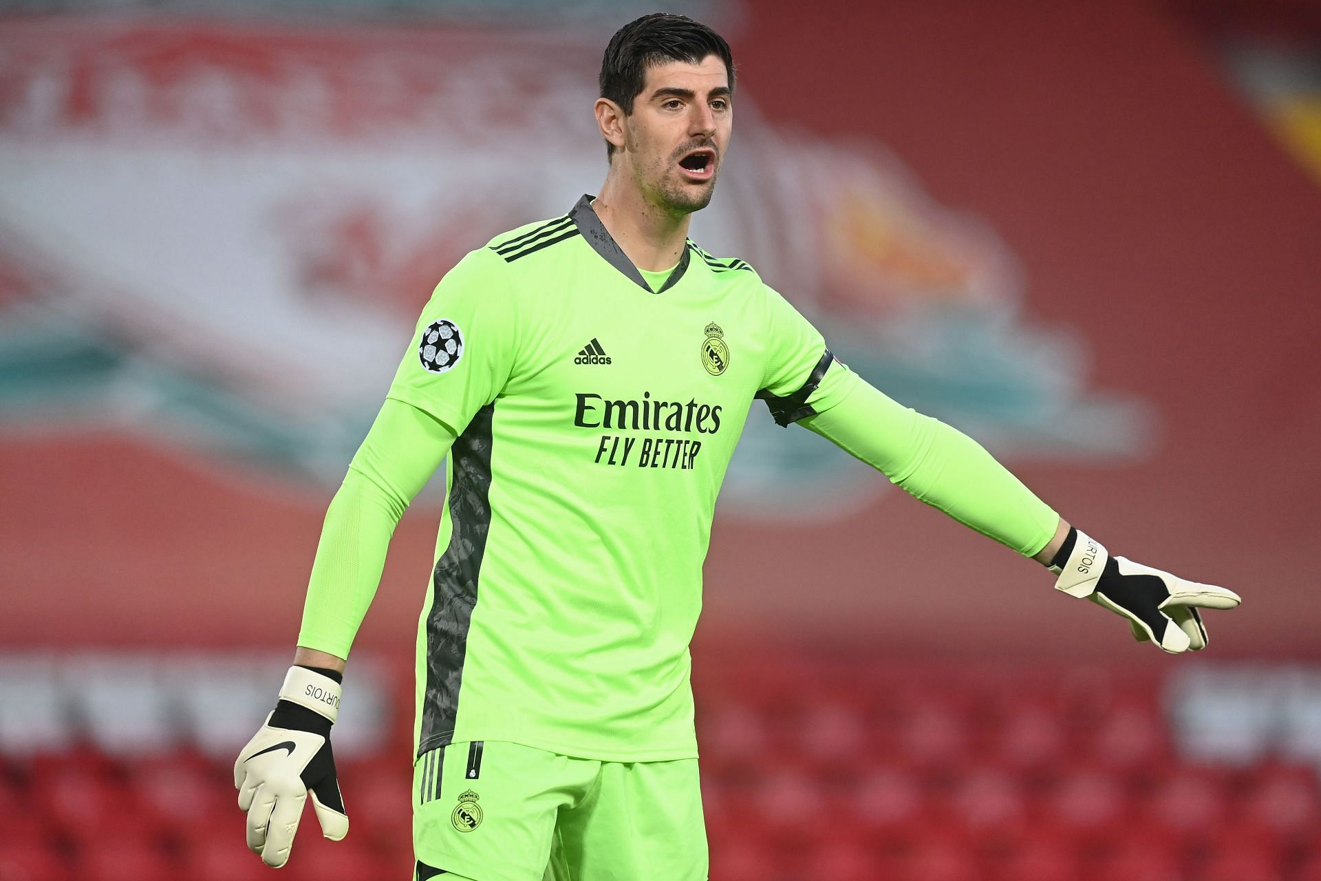 Thibaut Courtois is one of the most valuable players at Real Madrid.