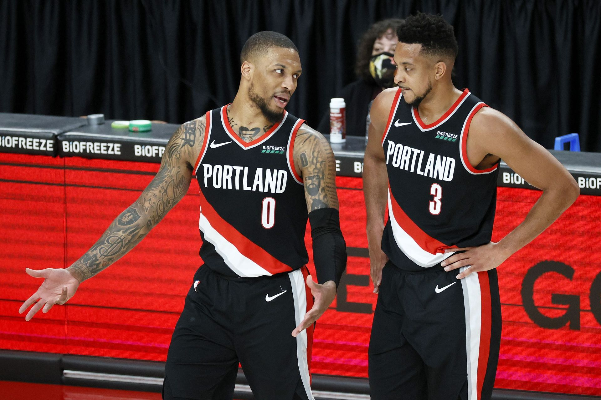 The Portland Trail Blazers are looking for their first win of the 2021-22 NBA Preseason.