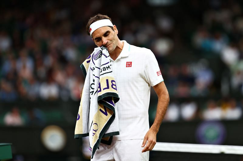Roger Federer could soon drop out of the top 10