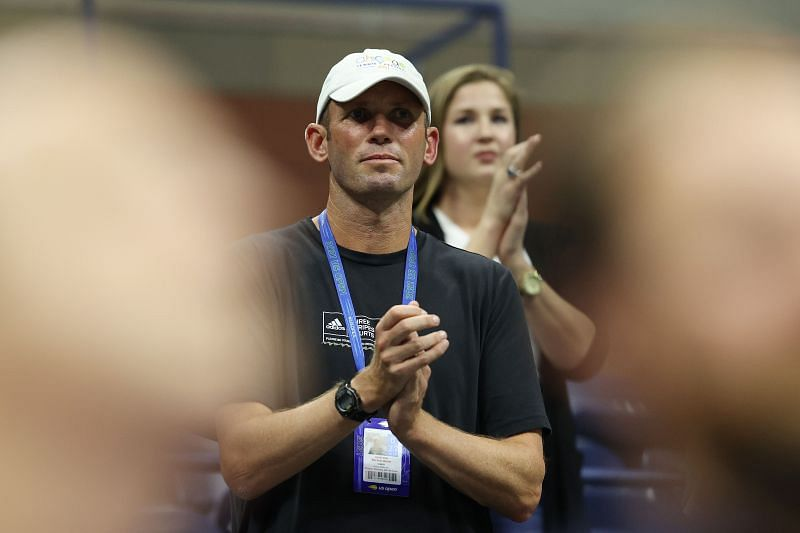 Andrew Richardson was Emma Raducanu's coach during the 2021 US Open
