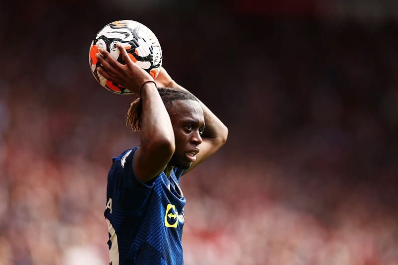 Manchester United want more competition for Aaron Wan-Bissaka in the selection