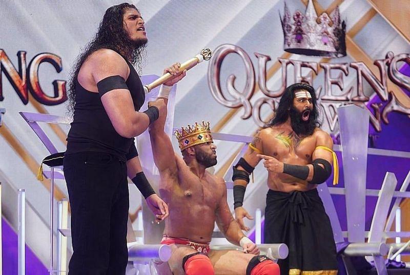 WWE Raw में भारतीय मूल के पूर्व चैंपियन जिंदर महल ने दर्ज की बहुत ही जबरदस्त जीत