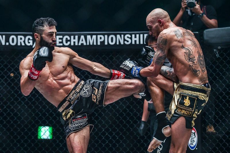 Giorgio Petrosyan is set to fight Superbon Banchamek in the inaugural ONE Championship kickboxing featherweight title