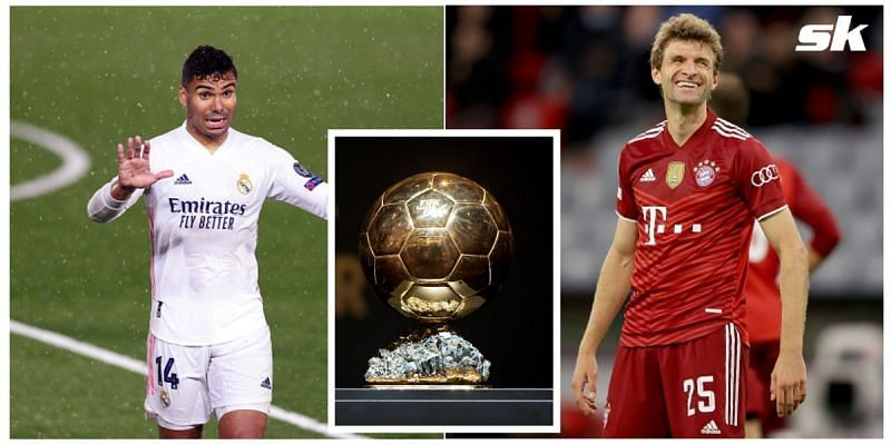 The Ballon d'Or 30-man shortlist does not include top players like Thomas Muller and Casemiro