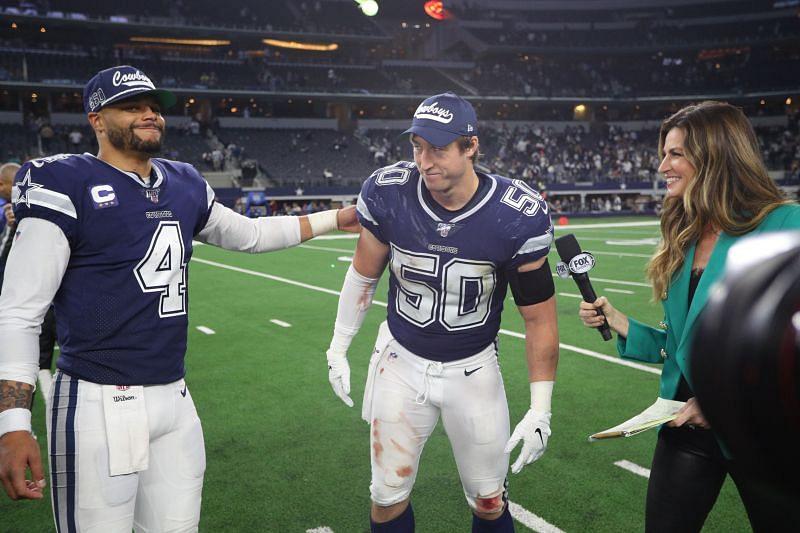 Former Dallas Cowboys linebacker Sean Lee