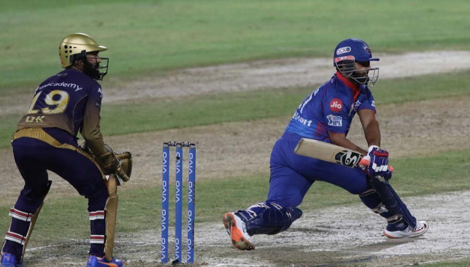 दिल्ली कैपिटल्स के खेल उम्मीद के अनुसार नहीं रहा (फोटो - IPL)