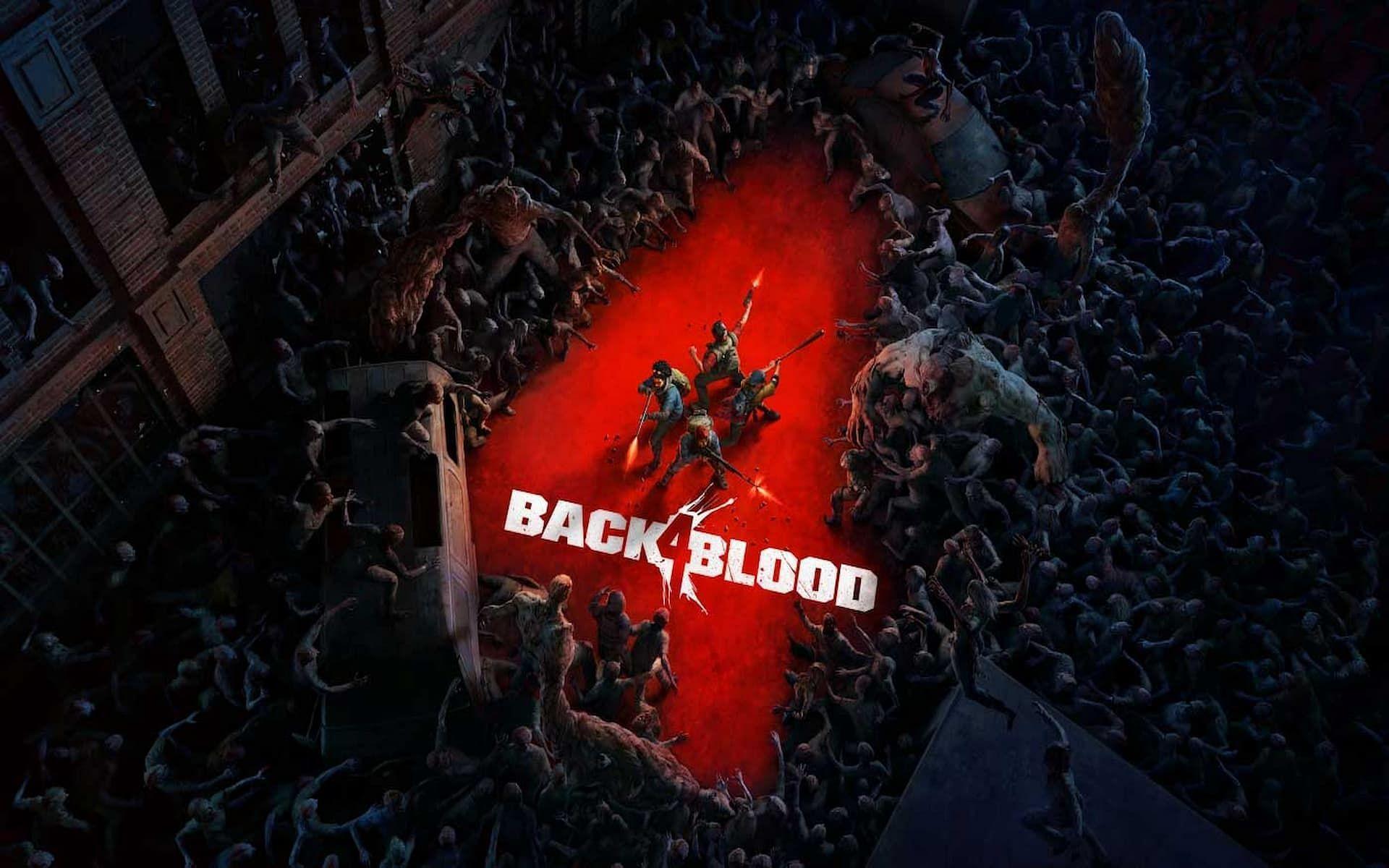 A promotional image for Back 4 Blood (Image via Turtle Rock Studios)