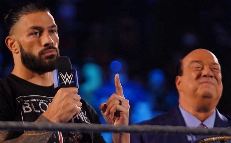 WWE यूनिवर्सल चैंपियन रोमन रेंस की पहली प्रतिक्रिया सामने आई