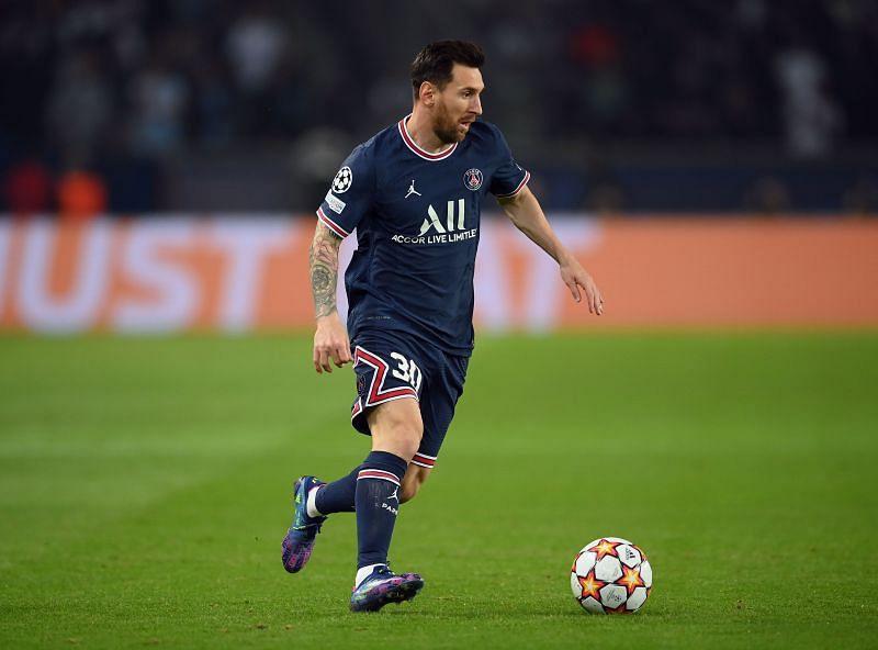 Laurent Blanc has slammed Barcelona's decision to let Lionel Messi leave.