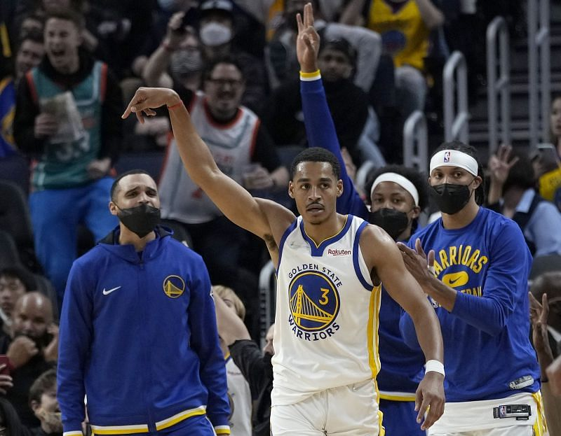 Jordan Poole is poised to have breakout year for the Golden State Warriors this season