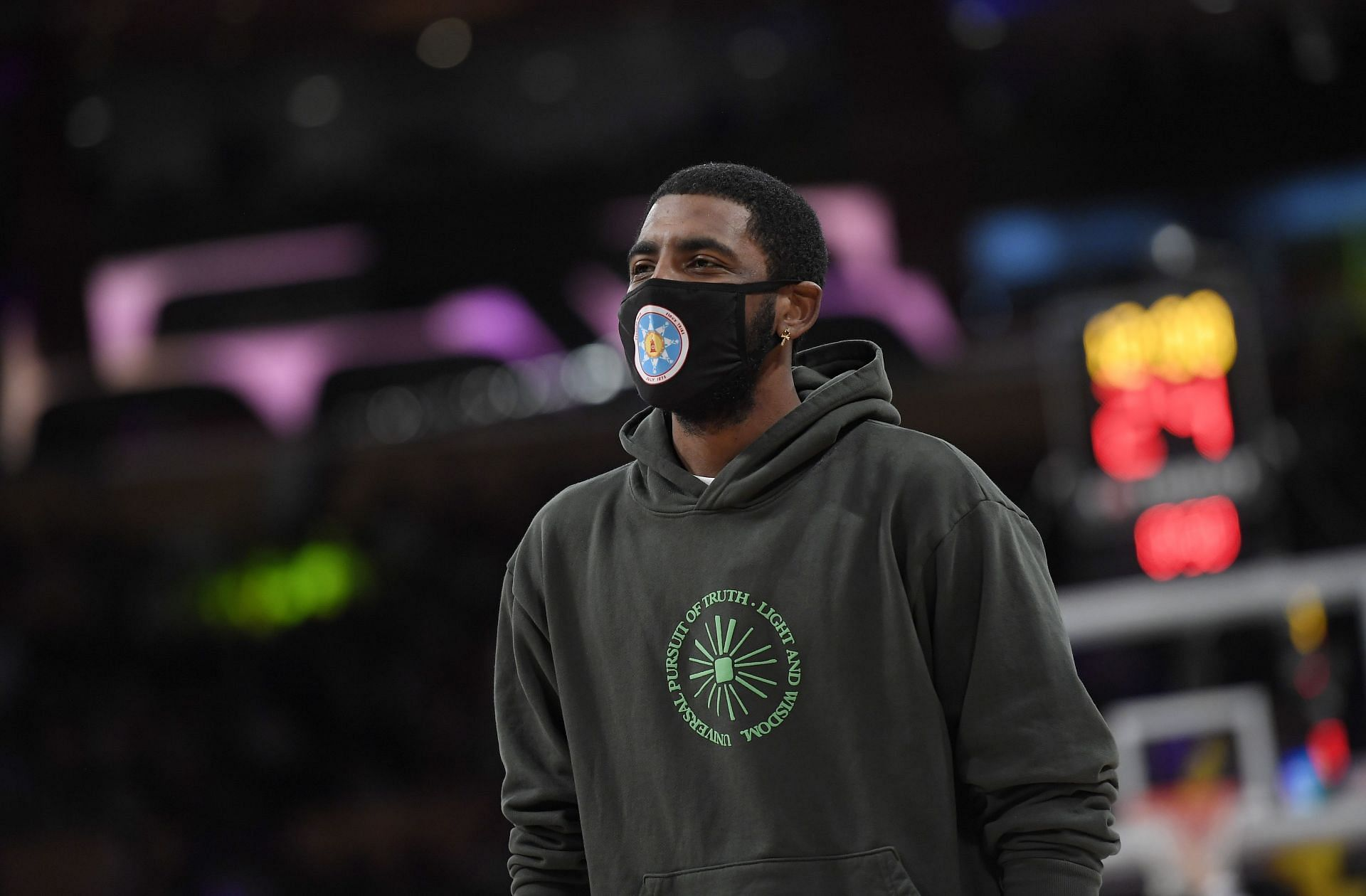 Brooklyn Nets star Kyrie Irving took to Instagram late on Wednesday night to speak his mind on several issues concerning him