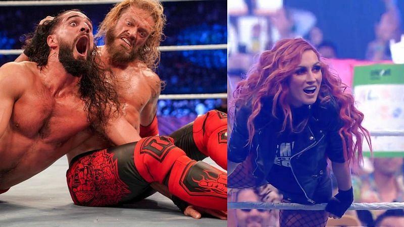 WWE Draft 2021 के दूसरे दिन कई सुपरस्टार्स का ब्रांड बदल सकता है