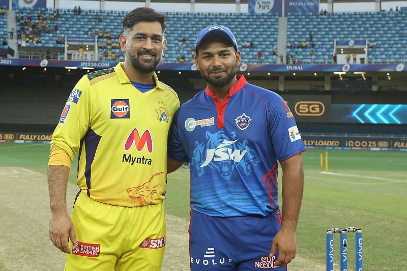 CSK and DC will clash in Qualifier 1. (Image Courtesy: IPLT20.com)