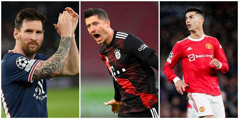 Messi, Lewandowski, Ronaldo - Just some of the top scorers this decade