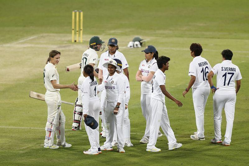 Australia v India: Test Match: Day 4