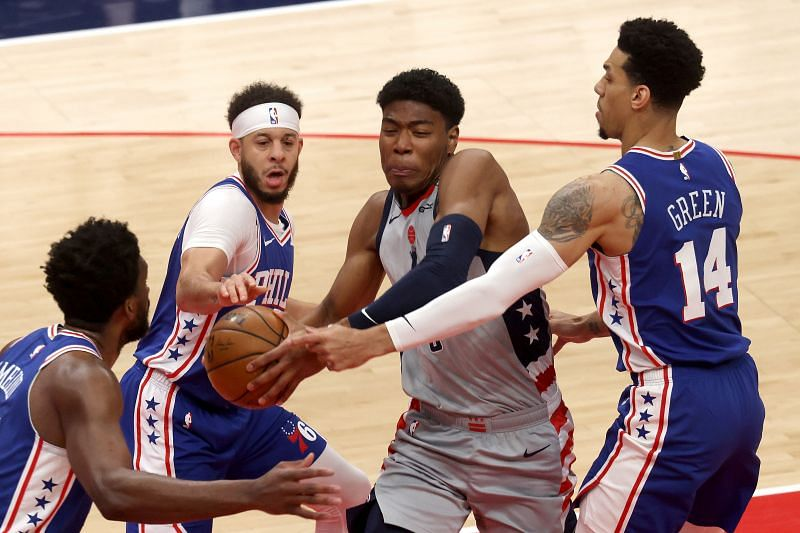 Rui Hachimura is expected to miss training camp this season