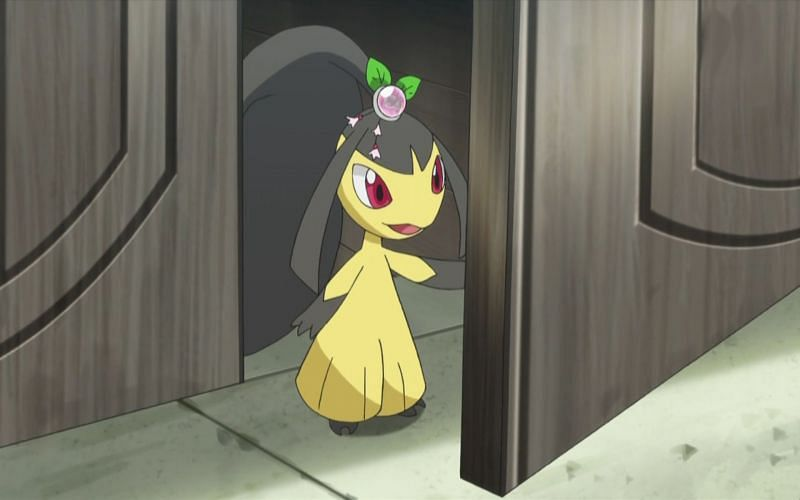 Mawile could be found in the Cave of Origin in the Hoenn region (Image via The Pokemon Company)