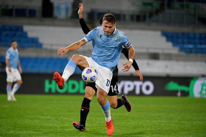 Lazio take on Bologna this weekend
