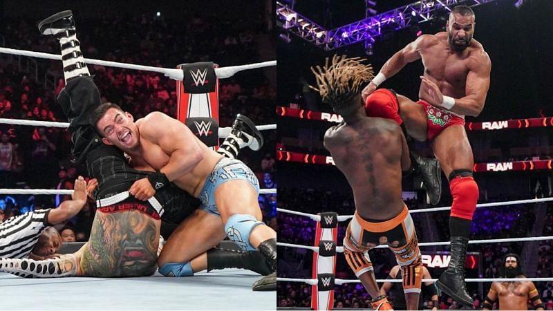 WWE Raw में इस हफ्ते कुछ गलतियां देखने को मिलीं