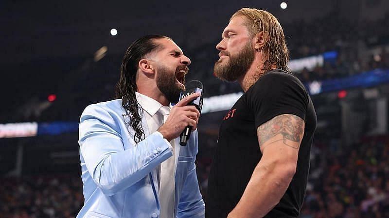 WWE सुपरस्टार सैथ रॉलिंस को मिली चुनौती