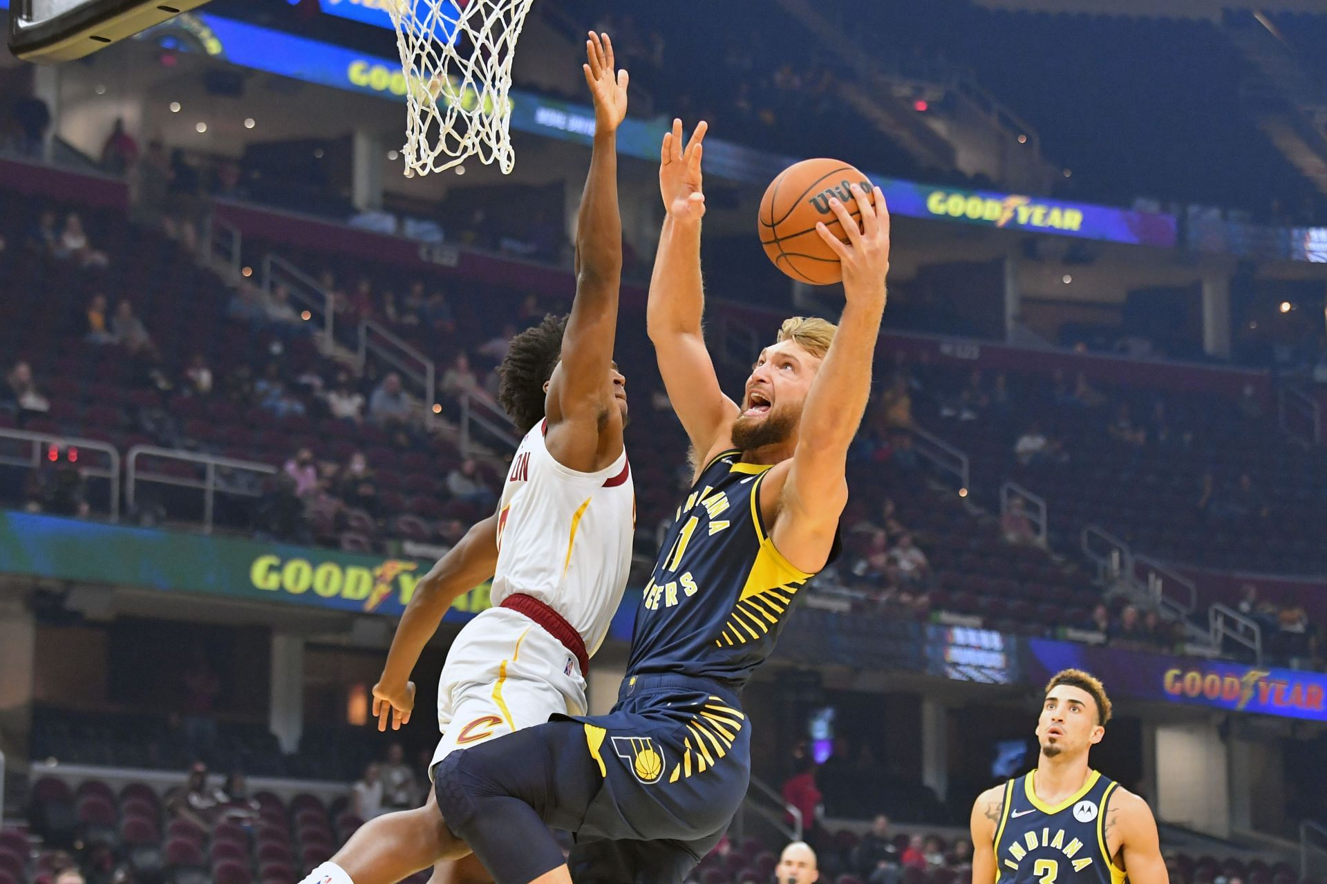 Indiana Pacers vs Cleveland Cavaliers
