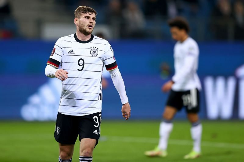 Newcastle United are considering a move for Timo Werner.