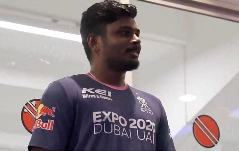 IPL 2021 Sanju Samson's emotional dressing room speech after RR's final  game IPL 2021 - राजस्थान रॉयल्स के आखिरी मैच के बाद संजू सैमसन ने  ड्रेसिंग रूप में दिया भावुक भाषण
