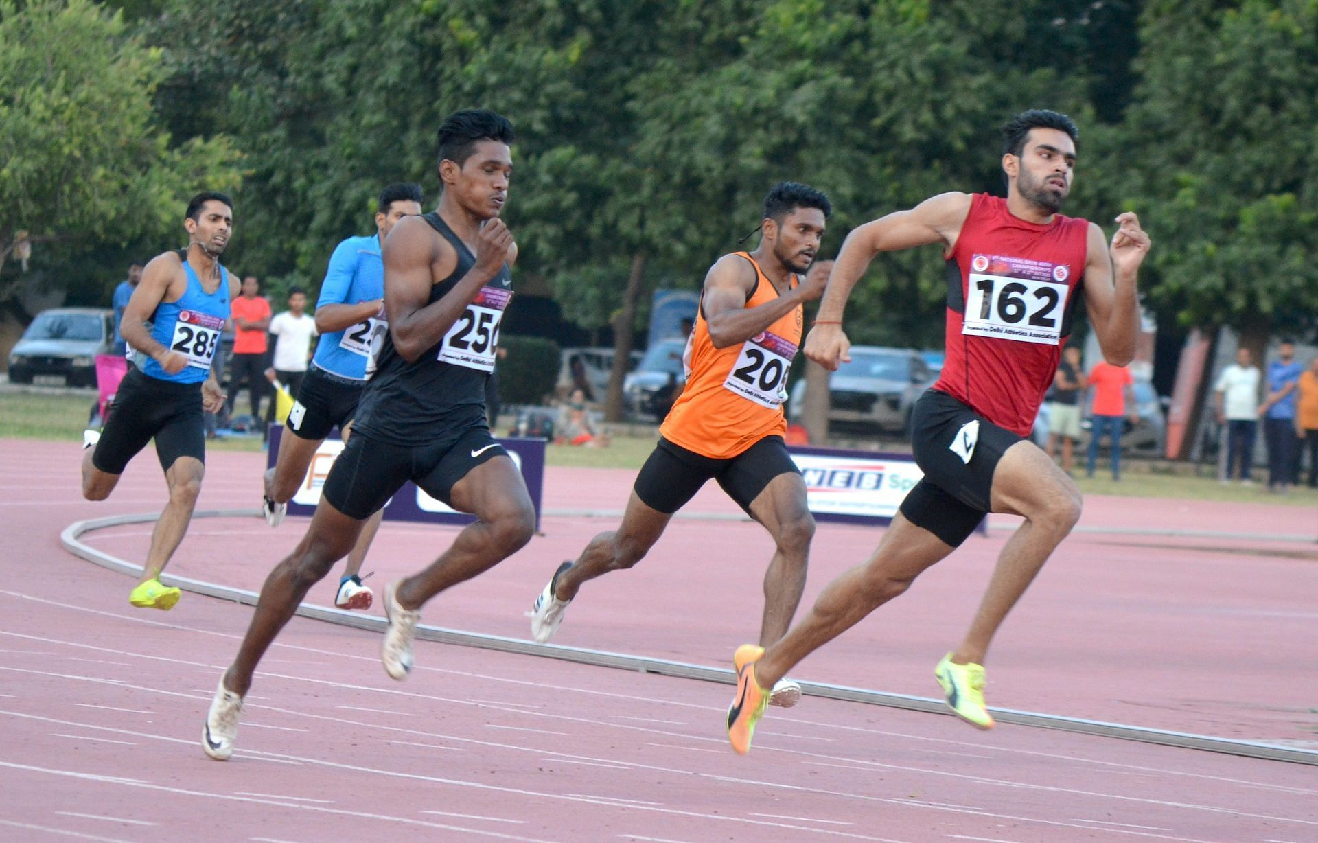 National Open 400m Championship 2021: Day 2 (source: Athletics Federation of India)