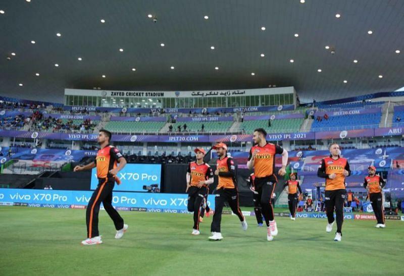 Sunrisers Hyderabad का प्रदर्शन इस सीजन में कुछ खास नहीं रहा (Photo : IPL)