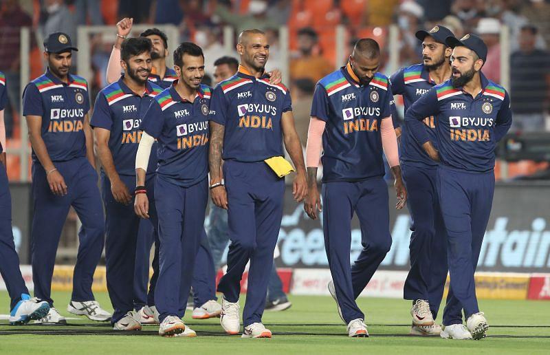 India v England - 1st T20 International