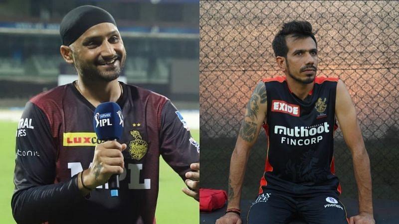 Photo - IPL and Yuzvendra Chahal Twitter