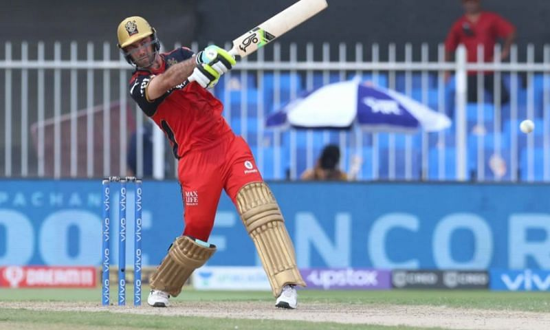 ग्लेन मैक्सवेल ने पंजाब किंग्स के खिलाफ धाकड़ पारी खेली (फोटो - IPL)
