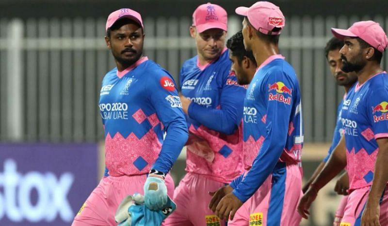 संजू सैमसन की टीम हार के साथ ही बाहर हो गई है (फोटो - IPL)