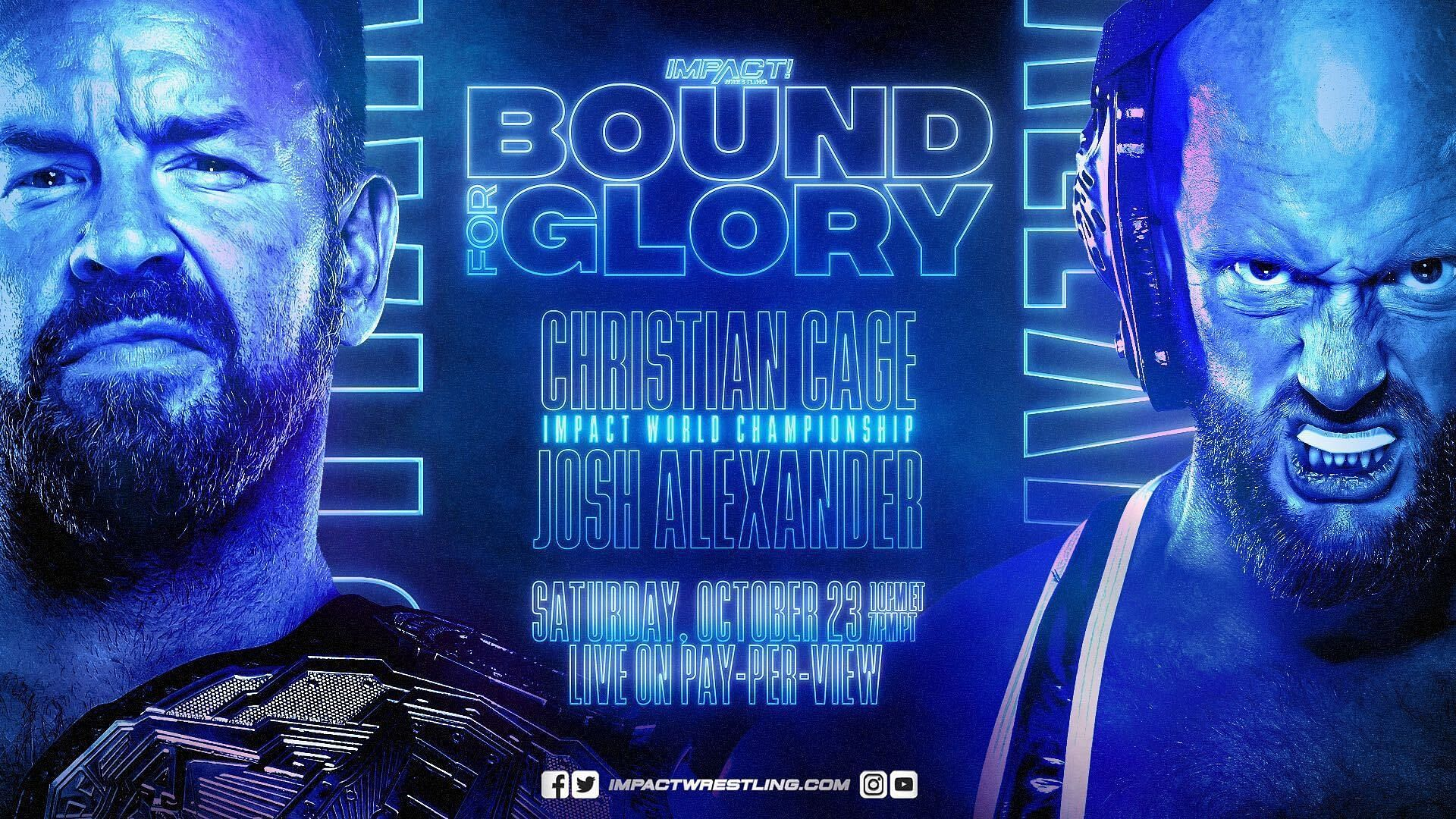 Watch IMPACT Wrestling Bound For Glory 2021 10/23/21 -23 October 2021