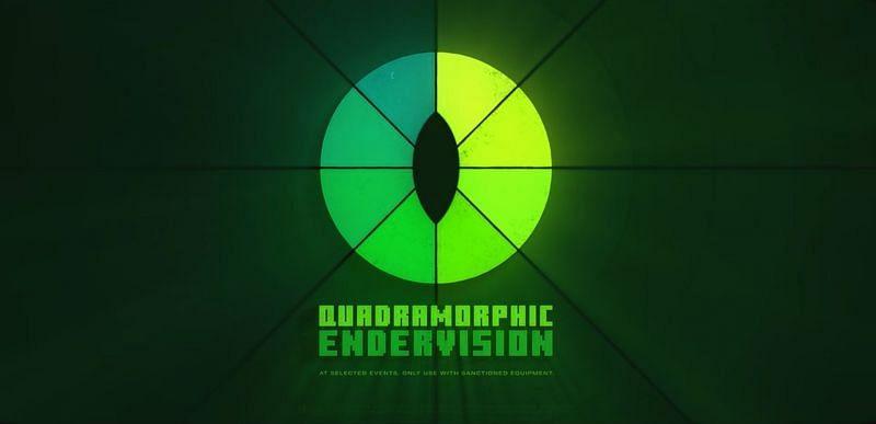 A new cinema technique called QUADRAMORPHIC ENDERVISION (Image via Mojang)
