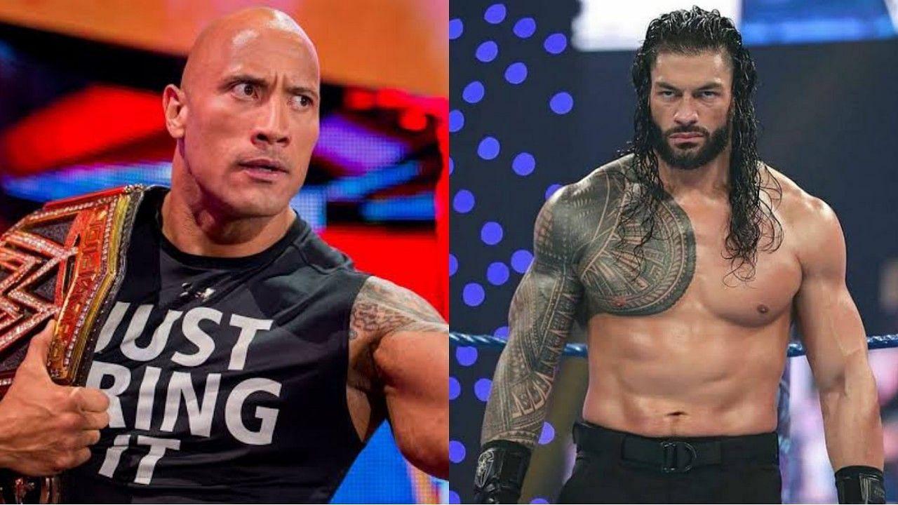 WWE में द रॉक vs रोमन रेंस का ड्रीम मैच देखने को मिल सकता है