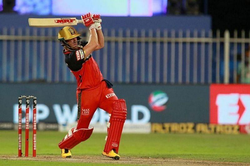 AB de Villiers has struggled in the UAE leg so far (Pic Credits: News 18)