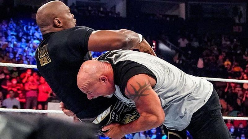 WWE Raw में हुई गोल्डबर्ग की वापसी, ड्राफ्ट में भी मचा बवाल