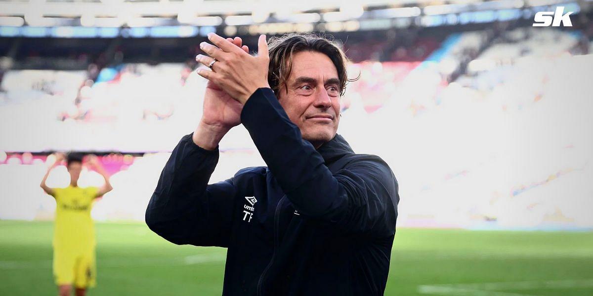 Brentford manager Thomas Frank was full of praise for Chelsea centre-back Andreas Christensen