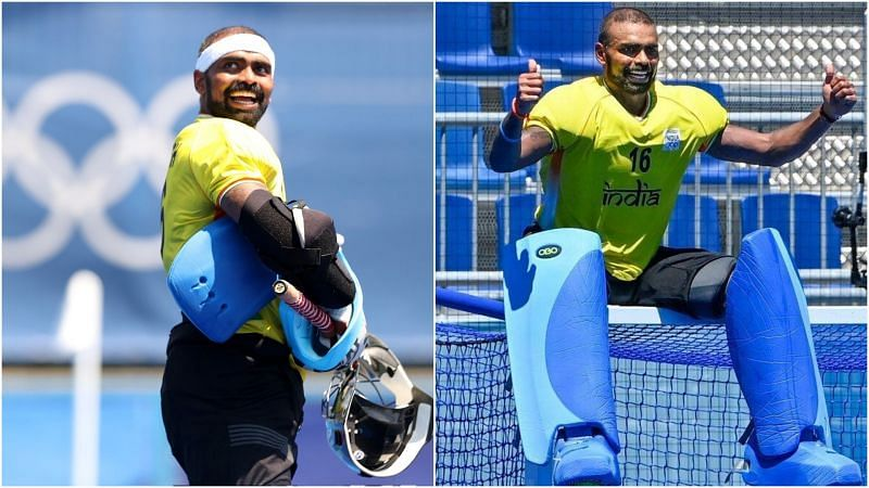 """""""No player will say no to Olympics, we are greedy people"""":P R Sreejesh (Pic Credit: Hockey India)"""
