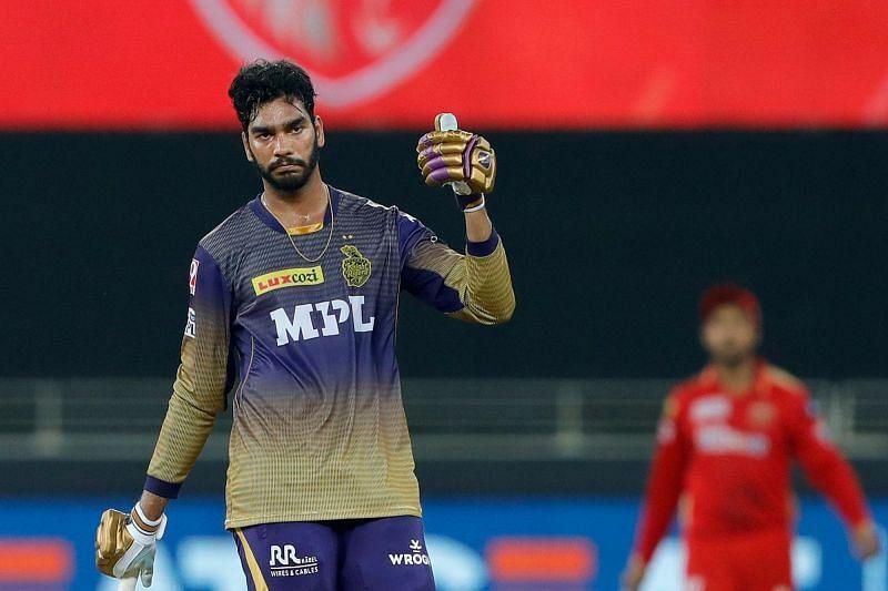 वेंकटेश अय्यर बल्लेबाजी के दौरान (Photo Credit - IPLT20)