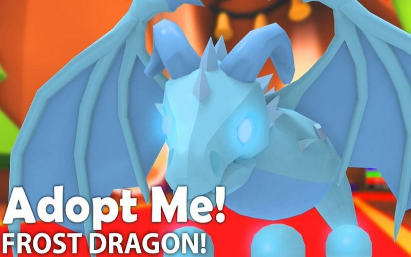 The Frost Dragon and Shadow Dragon have similar shapes and sizes (Image via DreamCraft)
