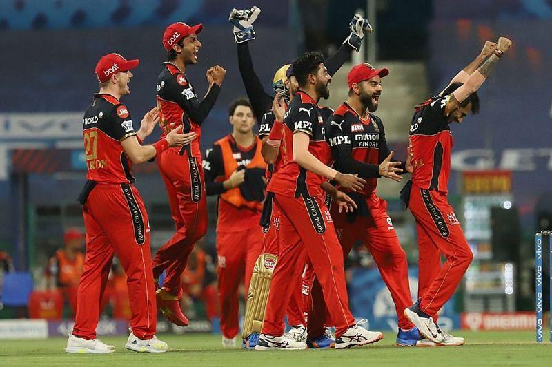 रॉयल चैलेंजर्स बैंगलोर टीम (Photo Credit - IPLT20)
